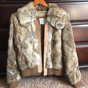 Asian-Mongolian Genuine Fur